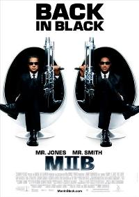 Men in Black 2 - 11 x 17 Movie Poster - Style F