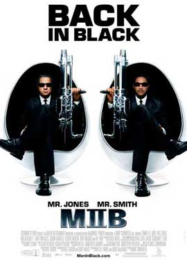 Men in Black 2 - 27 x 40 Movie Poster - Style C
