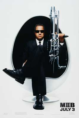 Men in Black 2 - 11 x 17 Movie Poster - Style G