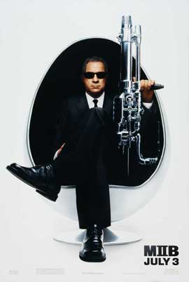 Men in Black 2 - 27 x 40 Movie Poster - Style D