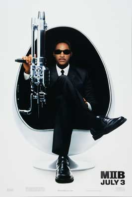 Men in Black 2 - 27 x 40 Movie Poster - Style E