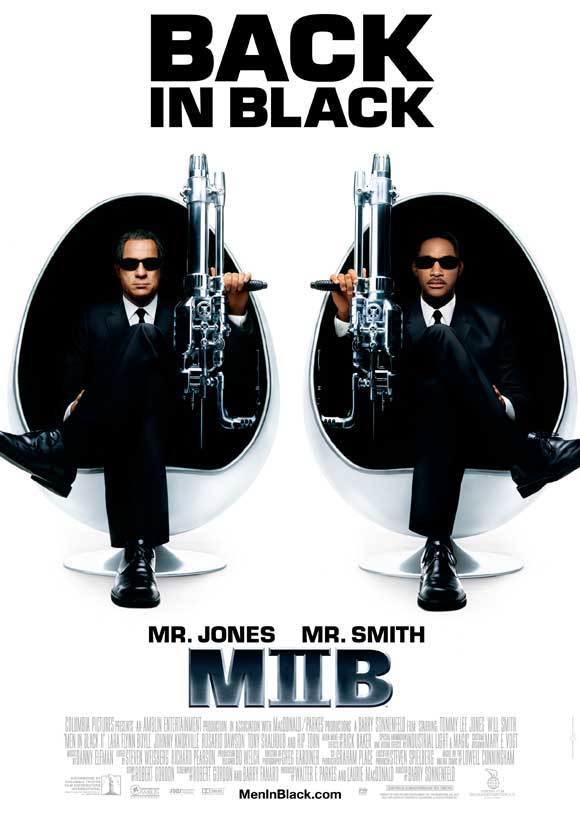 Men in Black II (2002) - DVDs Release Dates