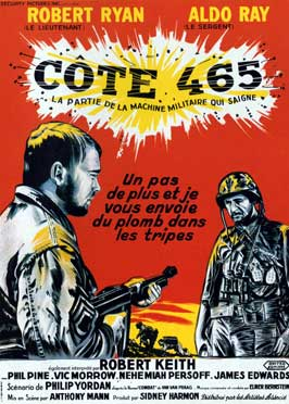 Men in War - 11 x 17 Movie Poster - French Style A