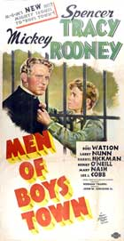 Men of Boys Town - 11 x 17 Movie Poster - Style C