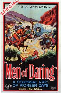 Men of Daring - 11 x 17 Movie Poster - Style A