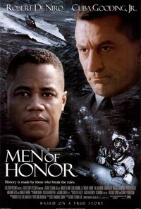 Men of Honor - 27 x 40 Movie Poster - Style A