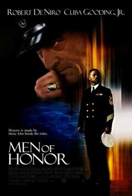 Men of Honor - 27 x 40 Movie Poster - Style B