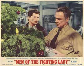 Men of the Fighting Lady - 11 x 14 Movie Poster - Style B