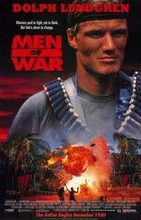 Men of War - 11 x 17 Movie Poster - Style A