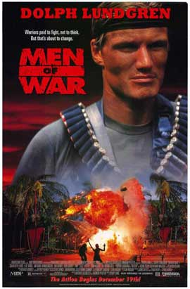 Men of War - 27 x 40 Movie Poster - Style A