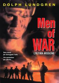 Men of War - 11 x 17 Movie Poster - Italian Style A