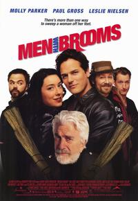 Men with Brooms - 11 x 17 Movie Poster - Style B