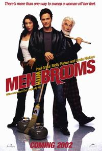 Men with Brooms - 27 x 40 Movie Poster - Style B