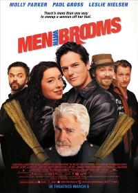 Men with Brooms - 27 x 40 Movie Poster - Style C