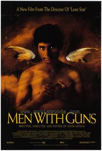 Men With Guns - 27 x 40 Movie Poster - Style A