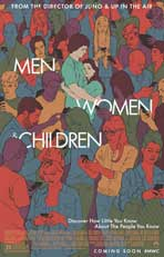 """Men, Women and Children"" Movie Poster"