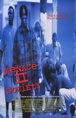 Menace II Society - 11 x 17 Movie Poster - Style B