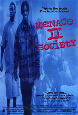 Menace II Society - 11 x 17 Movie Poster - Style A