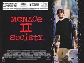 Menace II Society - 11 x 17 Poster - Foreign - Style A