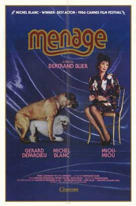 Menage - 11 x 17 Movie Poster - Style A