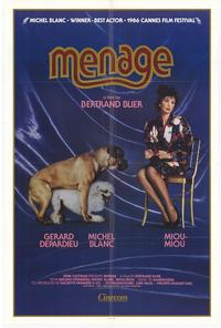 Menage - 27 x 40 Movie Poster - Style A