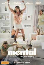Mental - 11 x 17 Movie Poster - Australian Style A