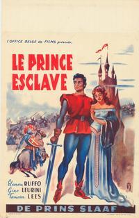 Meravigliose avventure di Guerrin Meschino, Le - 11 x 17 Movie Poster - Belgian Style A