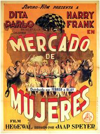 Mercado de Mujeres - 27 x 40 Movie Poster - Spanish Style A