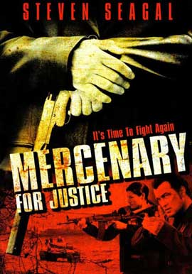 Mercenary for Justice - 11 x 17 Movie Poster - Style A