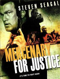 Mercenary for Justice - 11 x 17 Movie Poster - Style B