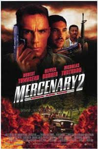 Mercenary II: Thick & Thin - 11 x 17 Movie Poster - Style A