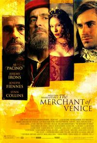 Merchant of Venice - 11 x 17 Movie Poster - Style A