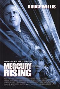 Mercury Rising - 27 x 40 Movie Poster - Style C