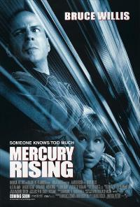 Mercury Rising - 27 x 40 Movie Poster - Style D