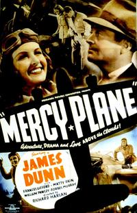 Mercy Plane - 11 x 14 Movie Poster - Style A
