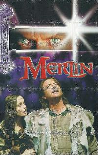 Merlin (TV) - 11 x 17 Movie Poster - German Style A