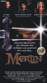 Merlin (TV) - 11 x 17 Movie Poster - Swedish Style A