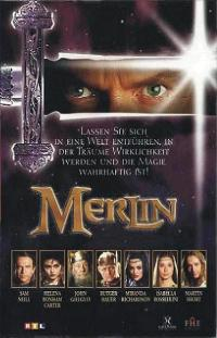 Merlin (TV) - 11 x 17 Movie Poster - German Style B