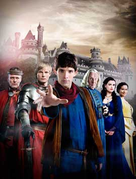 Merlin (TV) - 11 x 14 TV Poster - Style A