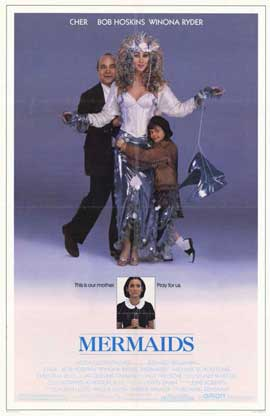 Mermaids - 11 x 17 Movie Poster - Style B