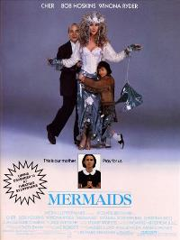 Mermaids - 43 x 62 Movie Poster - Bus Shelter Style B