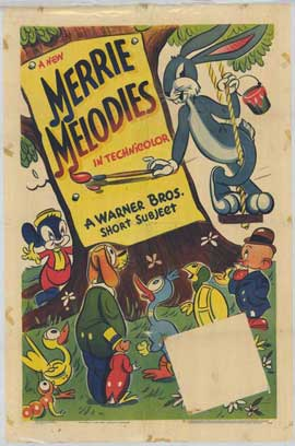 Merrie Melodies - 11 x 17 Movie Poster - Style A