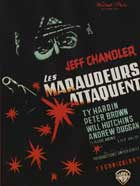Merrill's Marauders - 11 x 17 Movie Poster - French Style A