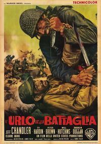 Merrill's Marauders - 11 x 17 Movie Poster - Italian Style A