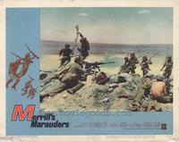 Merrill's Marauders - 11 x 14 Movie Poster - Style F