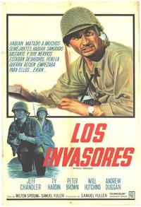 Merrill's Marauders - 11 x 17 Movie Poster - Spanish Style A