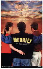 Merrily We Roll (Broadway) - 11 x 17 Poster - Style A