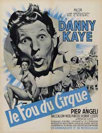 Merry Andrew - 11 x 17 Movie Poster - French Style A