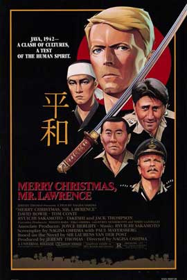 Merry Christmas, Mr. Lawrence - 11 x 17 Movie Poster - Style A