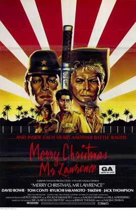 Merry Christmas, Mr. Lawrence - 11 x 17 Movie Poster - Style B
